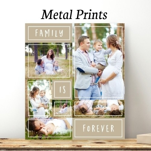 Custom Metal Prints