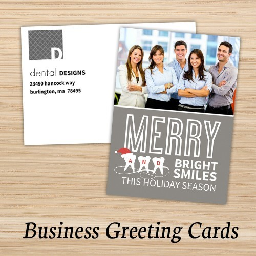 Business Greeting Cards