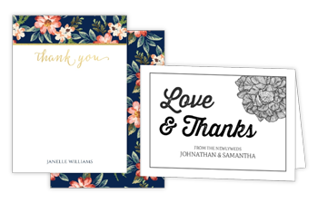 Watercolor Botanical Wreath Wedding Guestbook