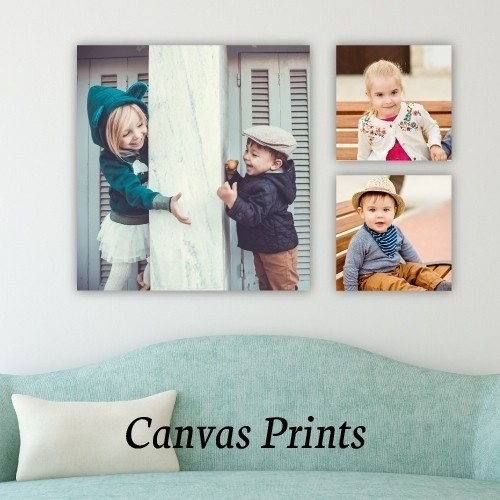Custom Canvas Prints