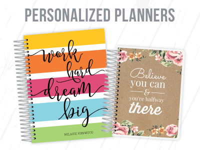 Personalized Student Planners