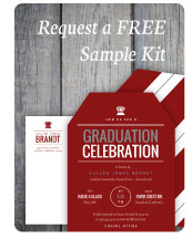Request A Free Graduation Sample Kit