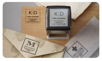 Self-Inking Custom Stamps