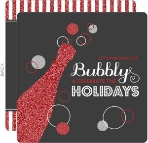 Business Holiday Party Invitations