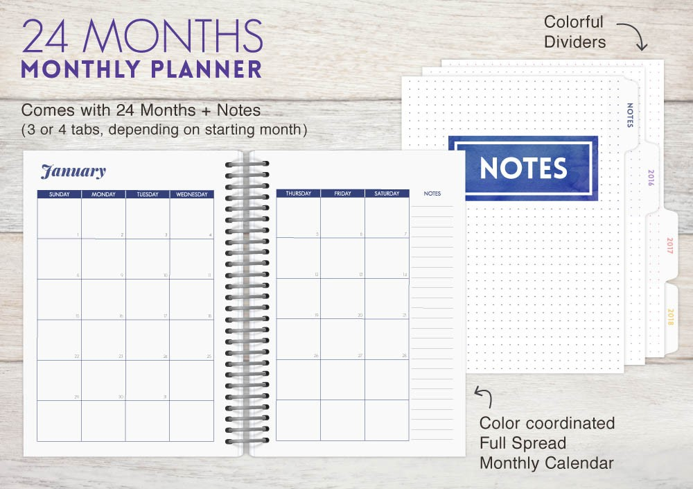 Design Your Own 8 5 X 11 Soft Cover Planner 2017 Daily