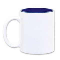 Custom Mug - Blue Inside