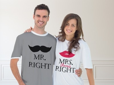 Wedding T-Shirts in Issaquah, Bellevue & Greater Seattle, WA