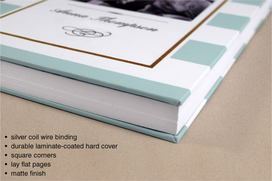 About Hardcover Perfect Bound Journal