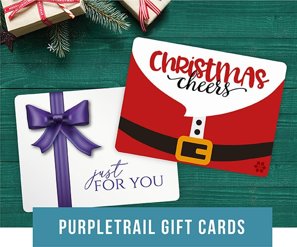 Purple Trail Gift Card