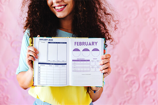 Your Fitness Deserves a Planner