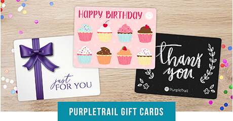 Purpletrail Gift Cards