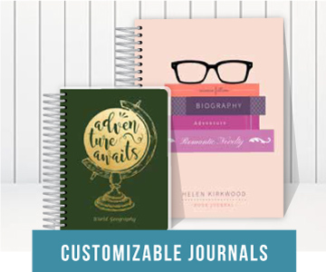 Customizable Journals