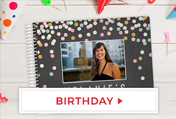 Create Birthday Guest Books