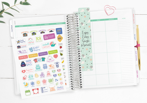 Complete your planner with accessories