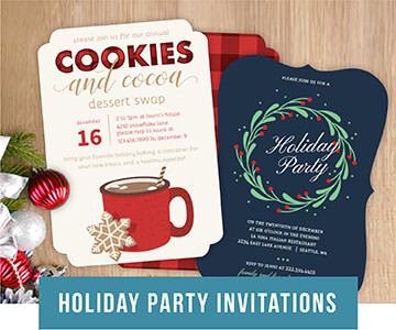 personalized invitations cards announcements for life s important