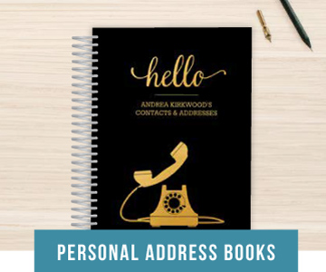 Personal Address Books