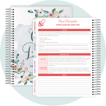 Mom-To-Be Planners