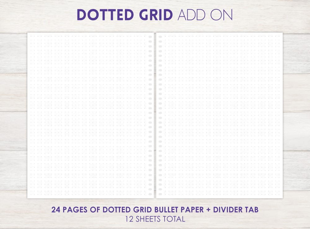 Dotted Grid  Add-On
