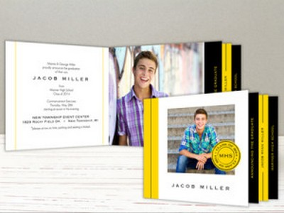 Graduation Announcements in Issaquah, Bellevue & Greater Seattle, WA