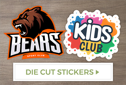 Die Cut Stickers