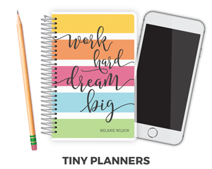 Tiny Planners