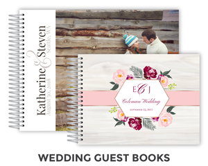 Guest Book, Guest Books, Personalized Guest Book, Sign In Book
