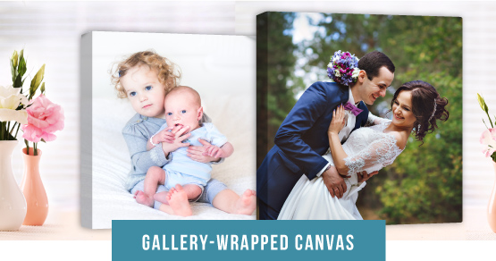 Gallery-Wrapped Canvas