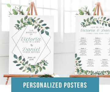 Personalized Posters