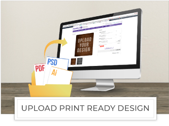 Upload Print Ready Design