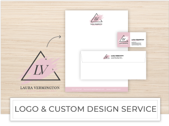 Logo & Custom Design Service